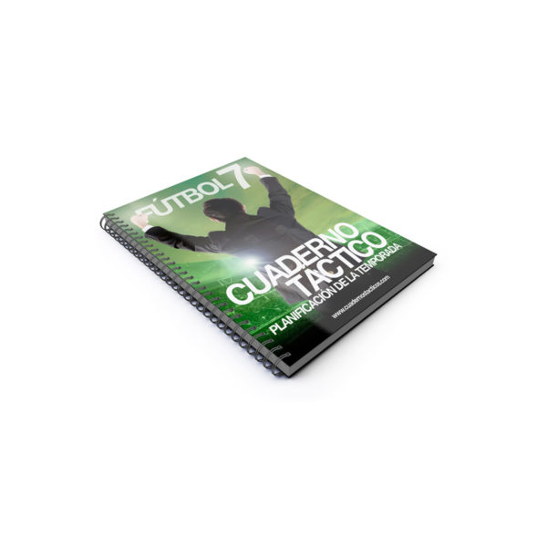 Cuaderno Táctico Planificación Fútbol 7 - 1