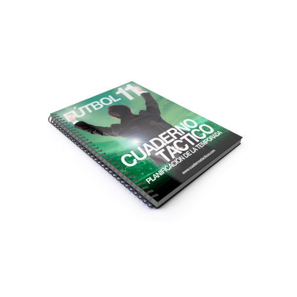 Cuaderno Táctico Planificación Fútbol 11 - 1