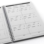 Cuaderno Táctico Planificación Fútbol 11 – 2