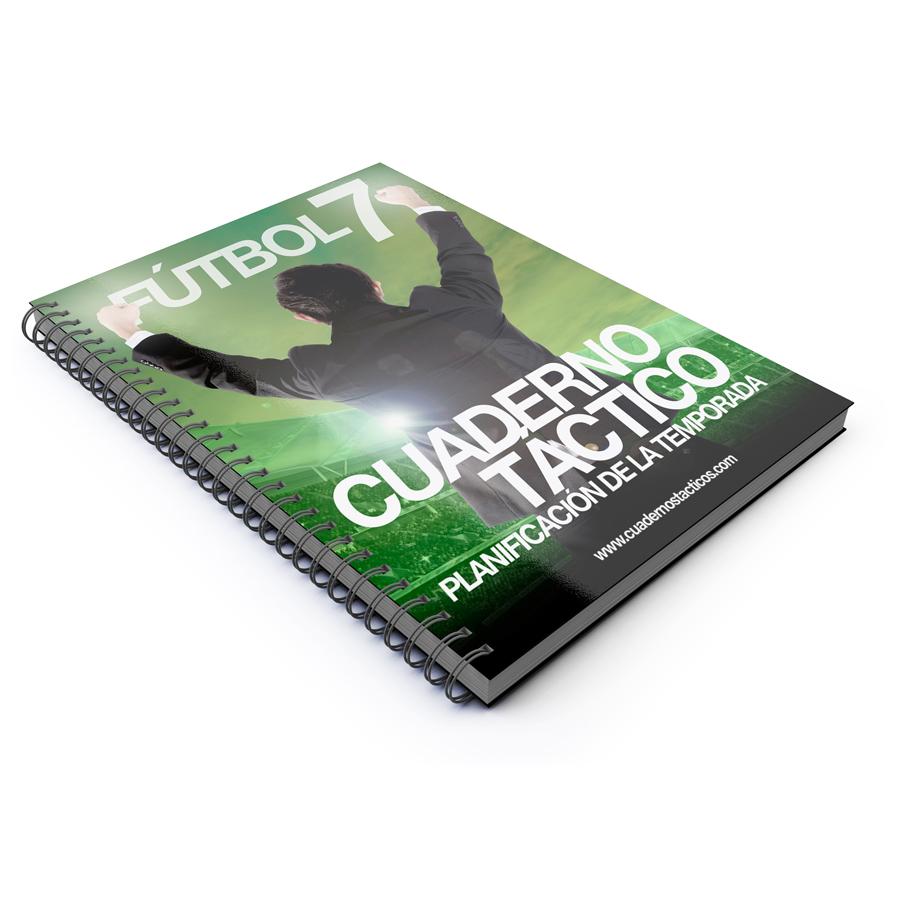 Cuaderno Táctico Planificación Fútbol 7 – 1