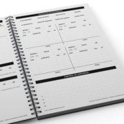 Cuaderno Táctico Planificación Fútbol Sala – 3