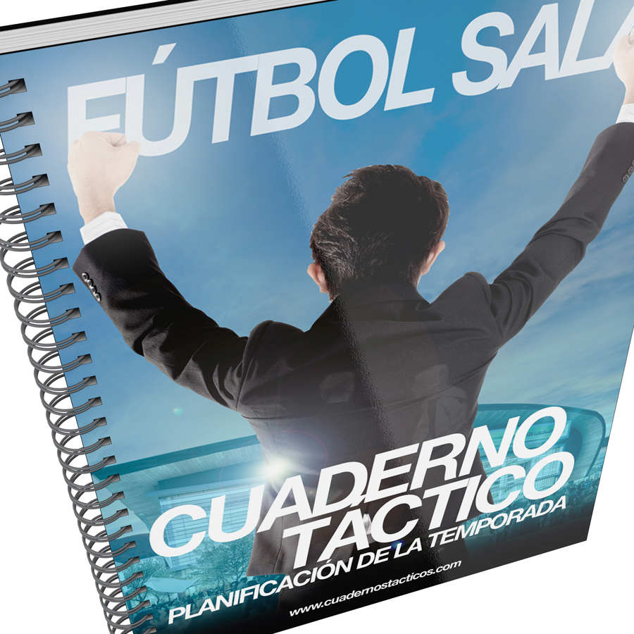 Cuaderno Táctico Planificación Fútbol Sala - 4
