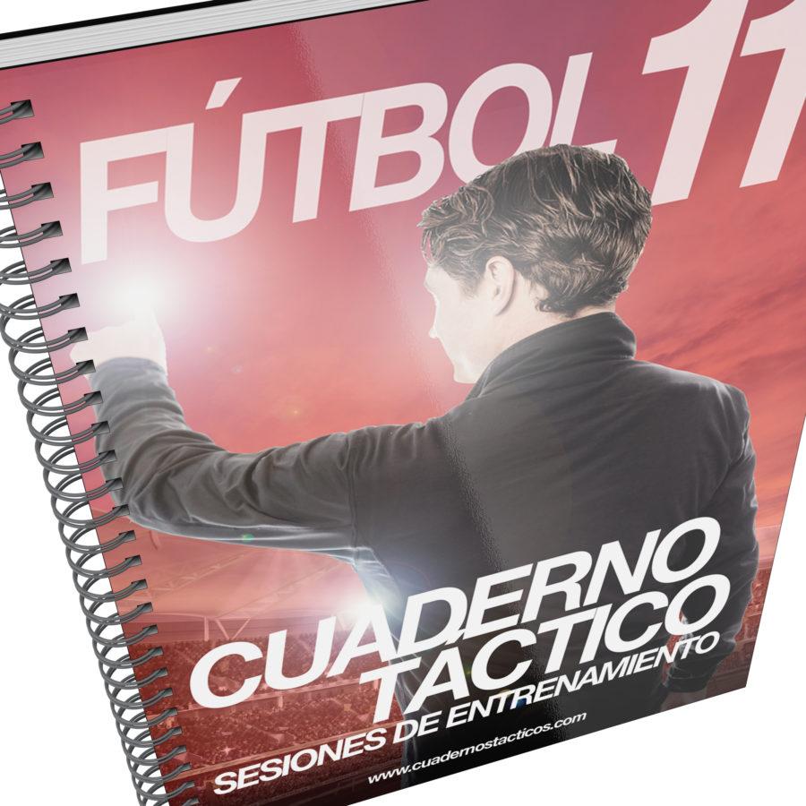 Cuaderno Táctico Sesiones de Entrenamiento Fútbol - 3