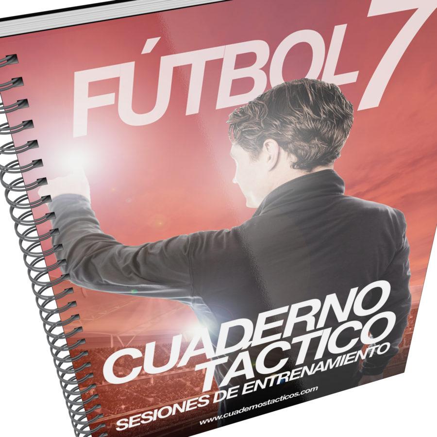 Cuaderno Táctico - Sesiones de Entrenamiento Fútbol 7 - 3