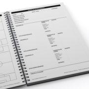 Cuaderno Táctico – Sesiones de Entrenamiento Fútbol 7 – 4