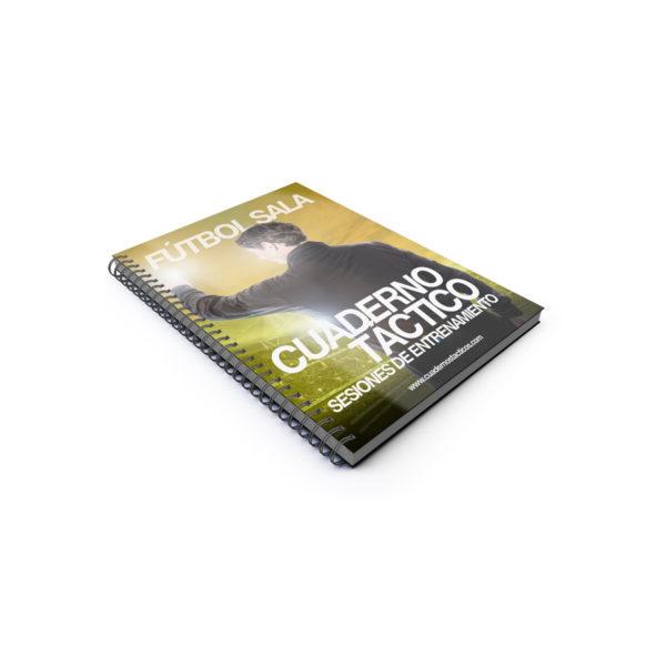 Cuaderno Tactico Sesiones de Entrenamiento Fútbol Sala