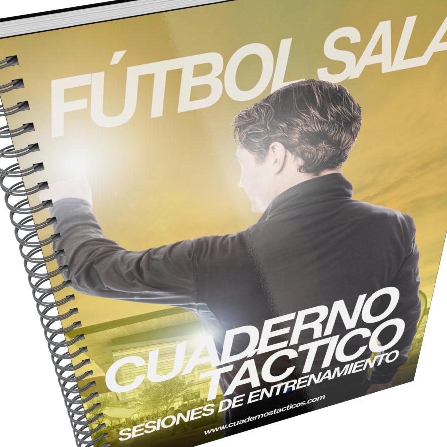 Cuaderno Tactico Sesiones de Entrenamiento Fútbol Sala - 3