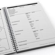 Cuaderno Tactico Sesiones de Entrenamiento Fútbol Sala – 4
