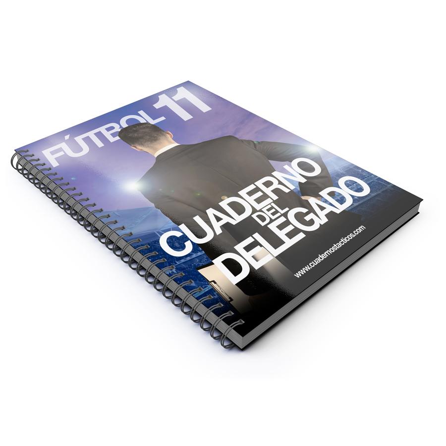 Cuaderno del Delegado Fútbol 11 – 1