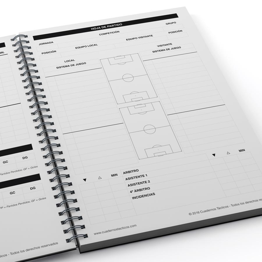 Cuaderno del Delegado Fútbol 11 - 2