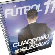 Cuaderno del Delegado Fútbol 11 – 3