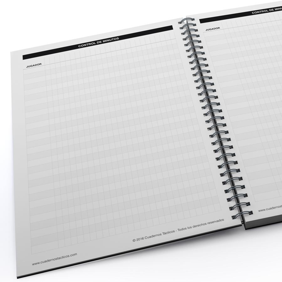 Cuaderno del Delegado Fútbol 11 - 4