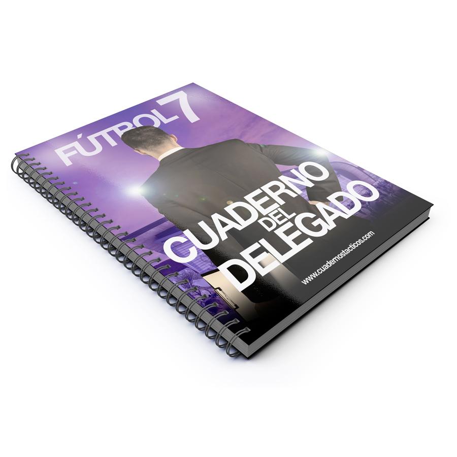 Cuaderno del Delegado Fútbol 7 – 1