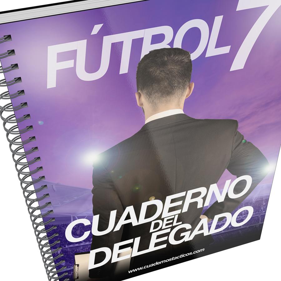Cuaderno del Delegado Fútbol 7 - 3