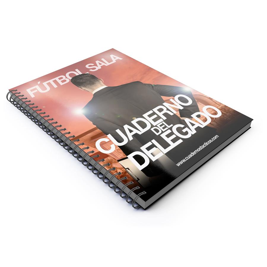 Cuaderno del Delegado Fútbol Sala – 1