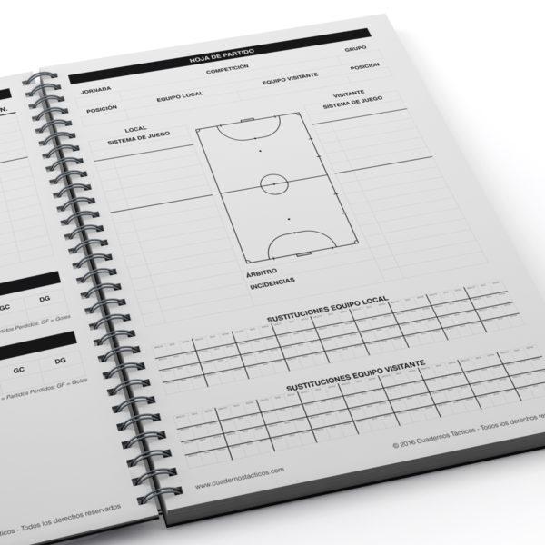 Cuaderno del Delegado Fútbol Sala - 2