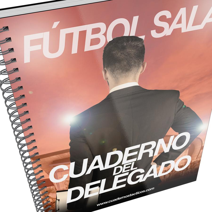 Cuaderno del Delegado Fútbol Sala - 3