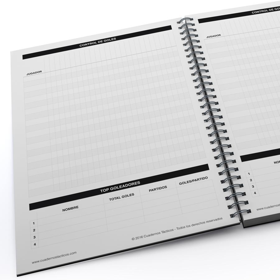 Cuaderno del Delegado Fútbol Sala - 4